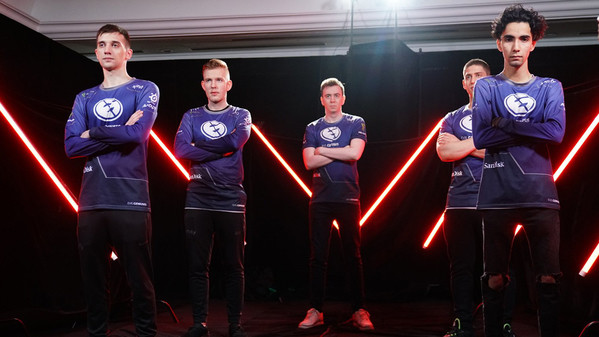 Evil Geniuses' Supermajor hopes cut short