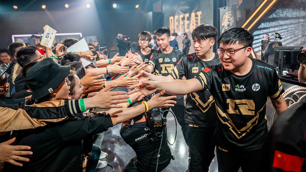 RNG-Trio um Uzi wohl in Team China für die Asian Games