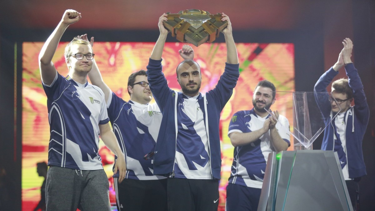 Liquid's Major curse is broken! They are Supermajor Champions