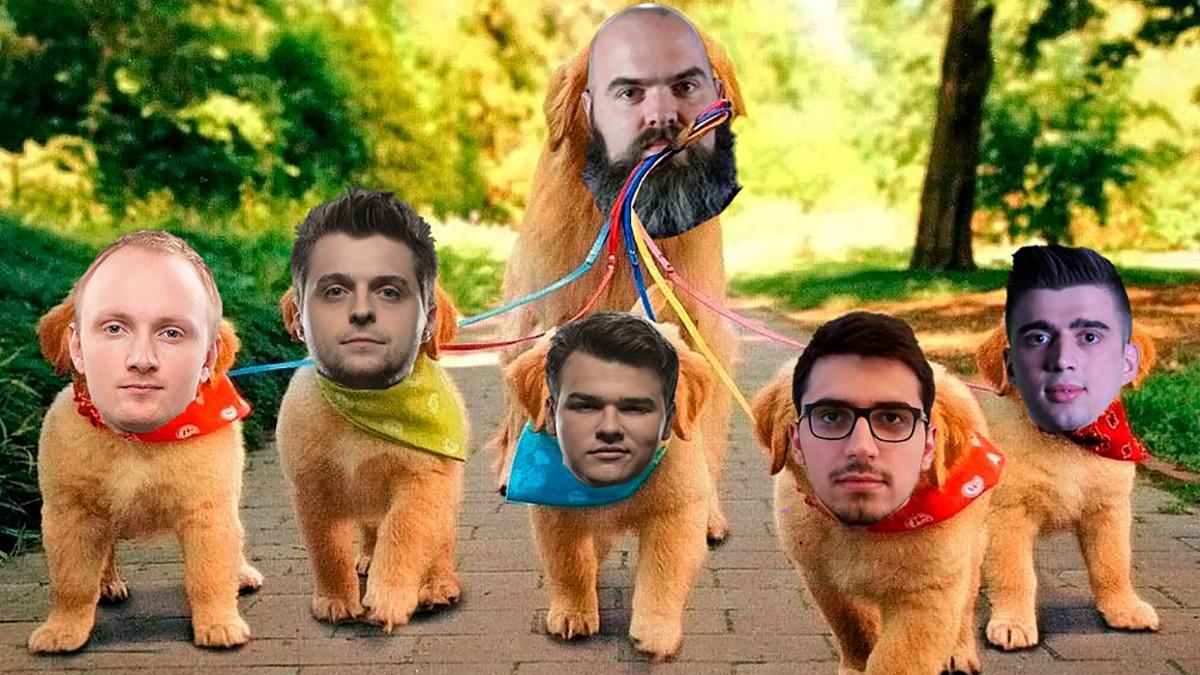 5 Dogs find a sponsor as open qualifiers begin