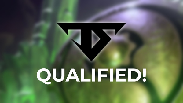 Team Serenity are the first team to qualify for TI8