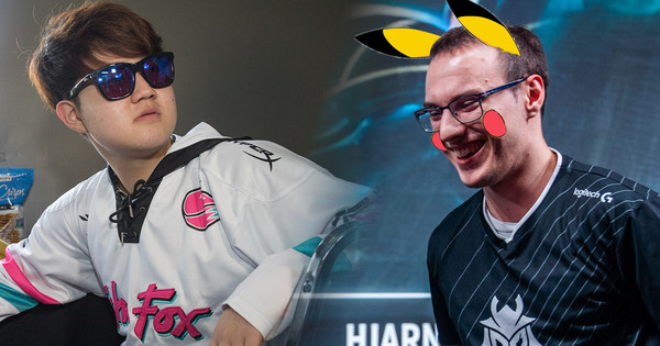 Huni bald Coach of the Split und Perkz im Pikachu-Kostüm?