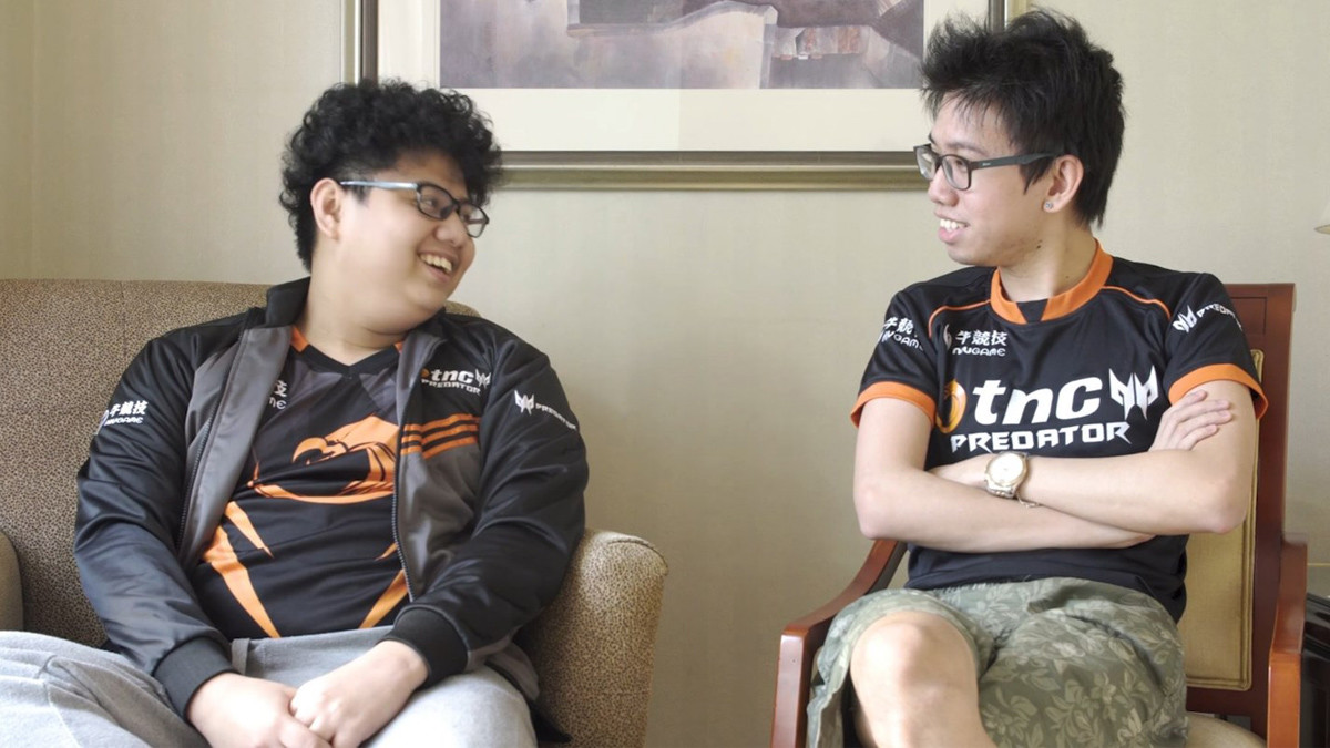 Both TNC squads make it to final four in SEA