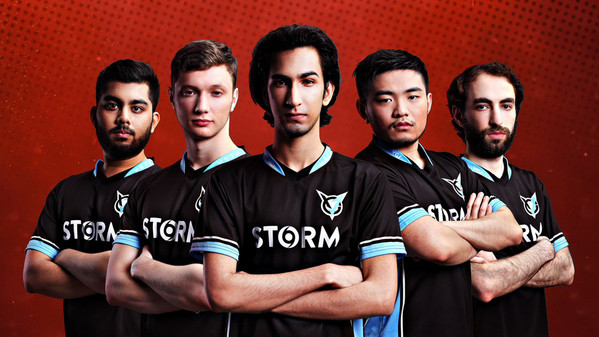 VGJ.Storm stay resolute, trump OpTic and coL to TI