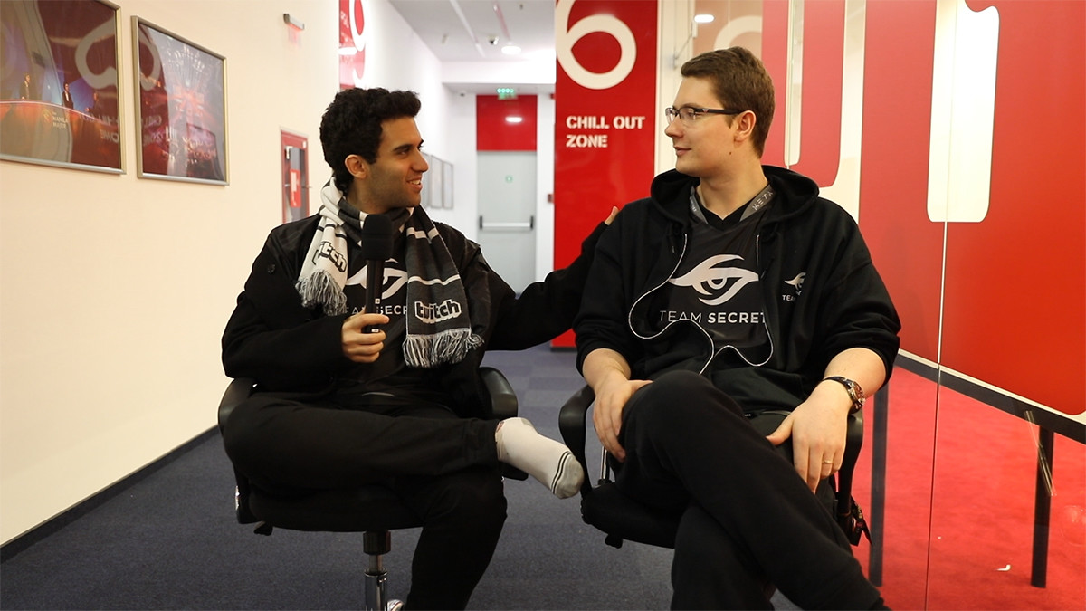 Will Team Secret's support duo pass the Matchmaking test?