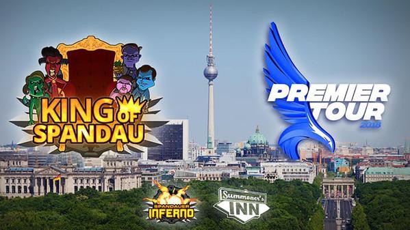 Premier Tour-Finale und King of Spandau live in Berlin!