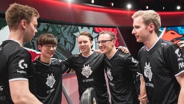 G2 Esports zeigt NA LCS-Teams die eigenen Grenzen auf