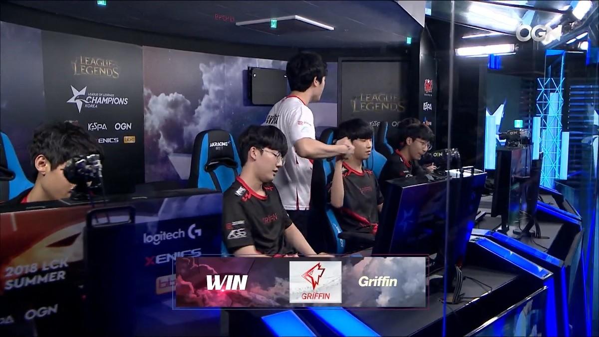 Aufsteiger Griffin: Koreas König der Hinrunde
