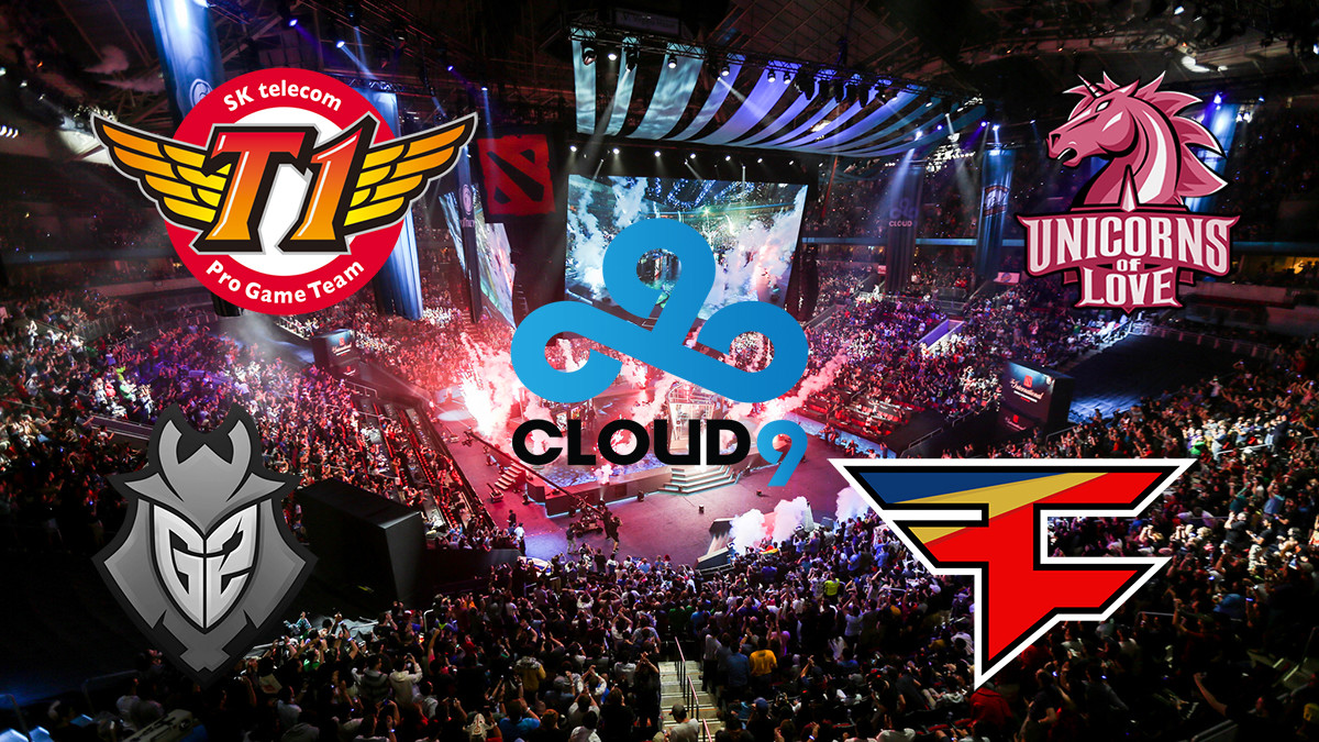 These 12 esports organisations really need a Dota 2 lineup!