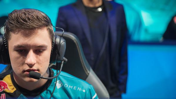 Cloud9 versetzt Svenskeren ins Academy-Team