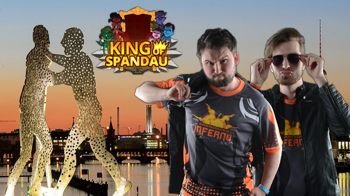 SPIN-Herausforderer gesucht: KoS-Playoffs führen nach Berlin