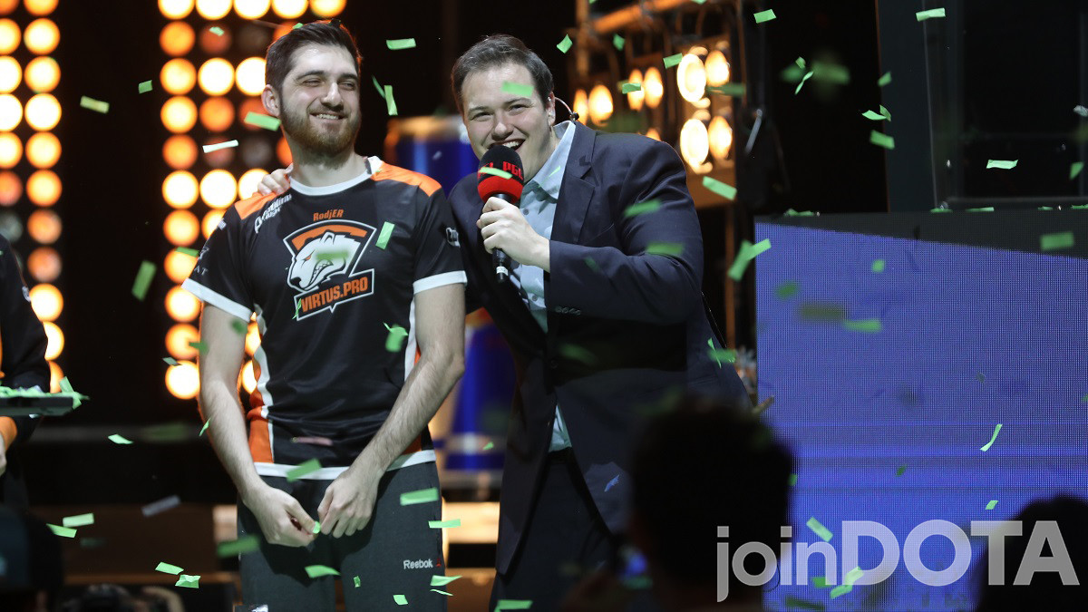 RodjER - the support Virtus.pro needed