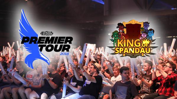 Die besten Fotos zur Premier Tour & King of Spandau