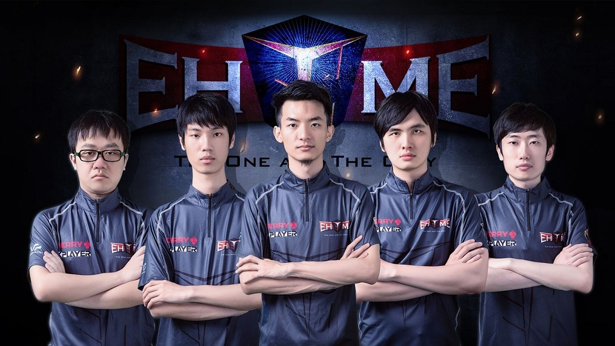 joinDOTA Time Walk — when EHOME began their charge