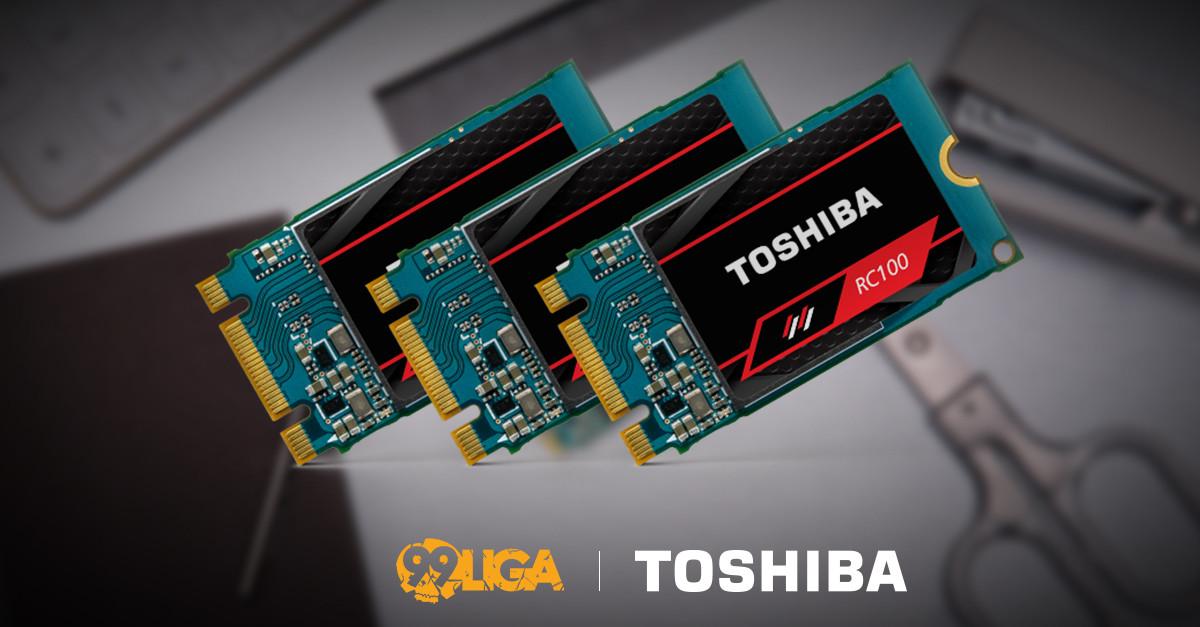 Mitmachen und Toshiba SSDs gewinnen!