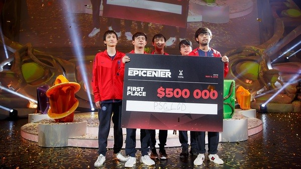 7 facts about... PSG.LGD