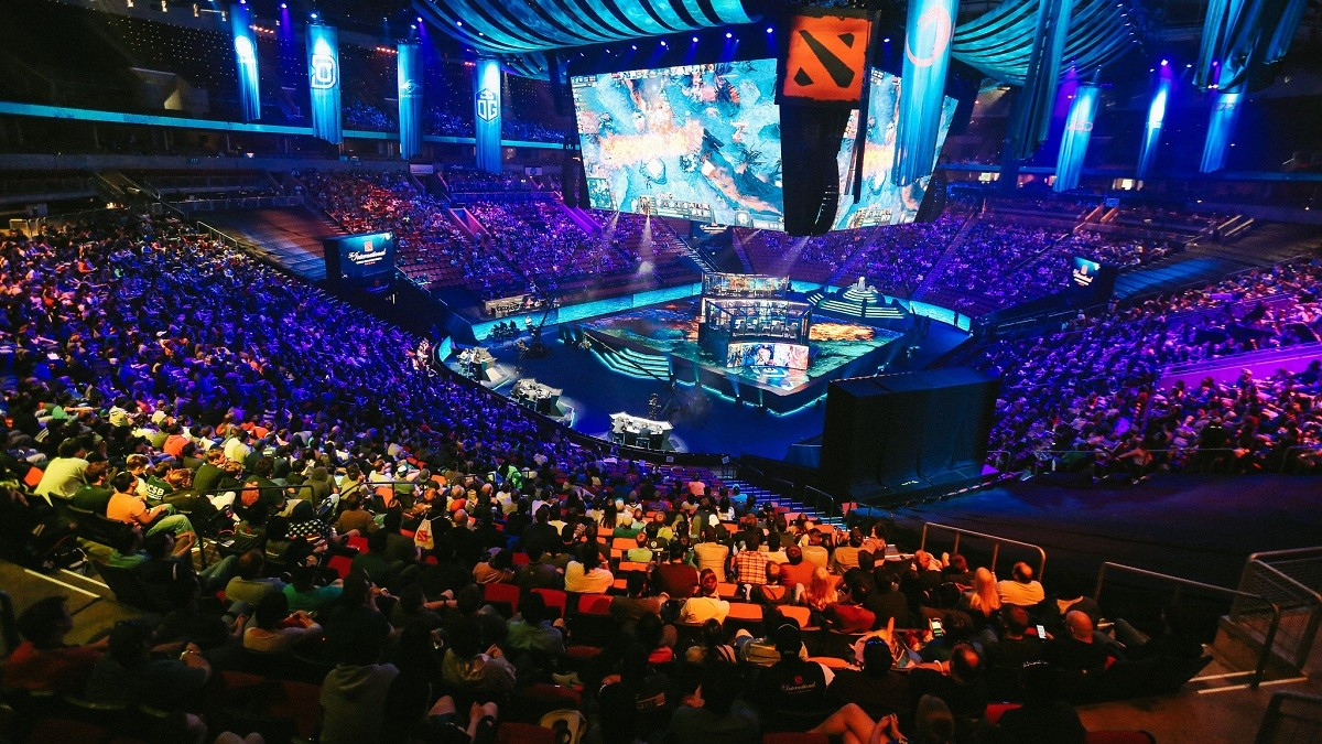 Five things we learned from TI8 Day One