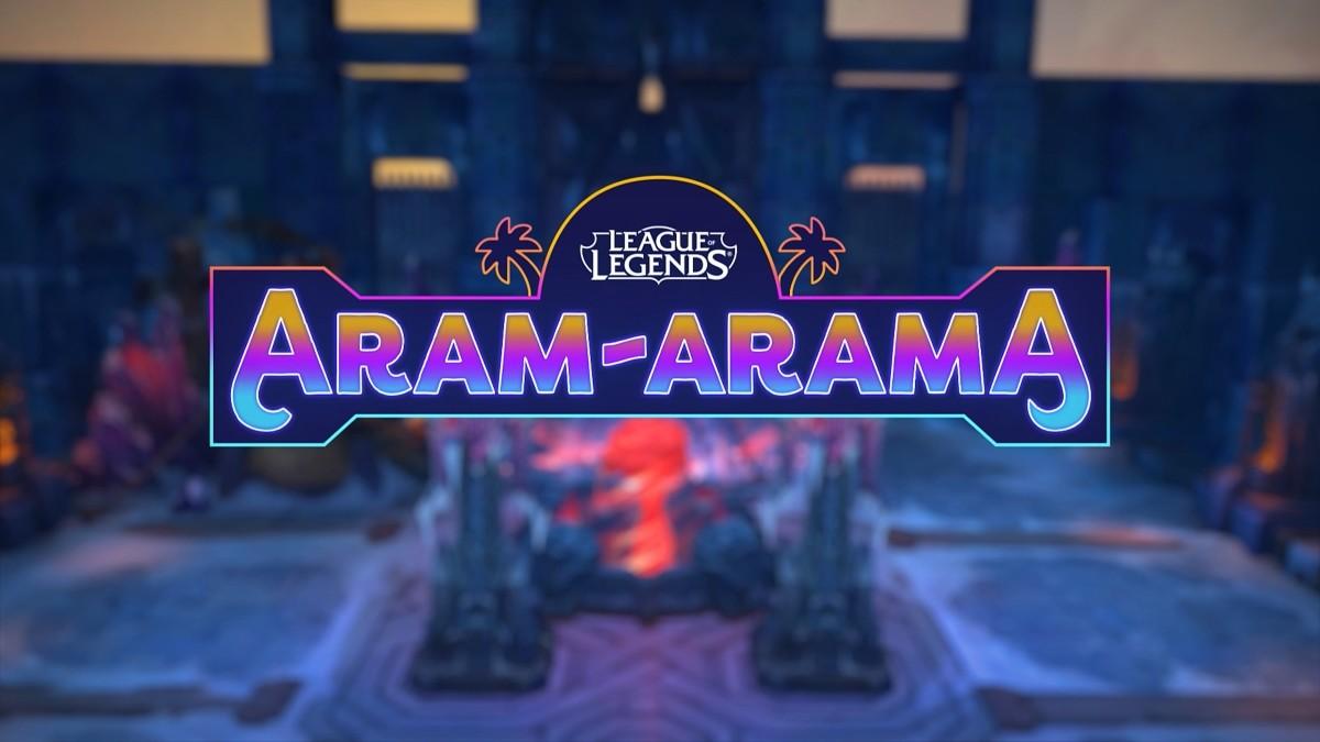 Neues ARAM-Event mit Belohnungen und Rabatten angekündigt