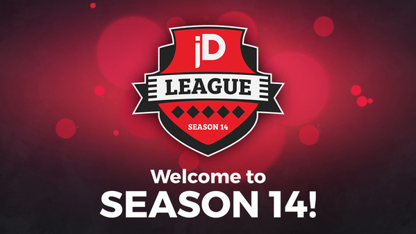 Sign up now for joinDOTA League Season 14!