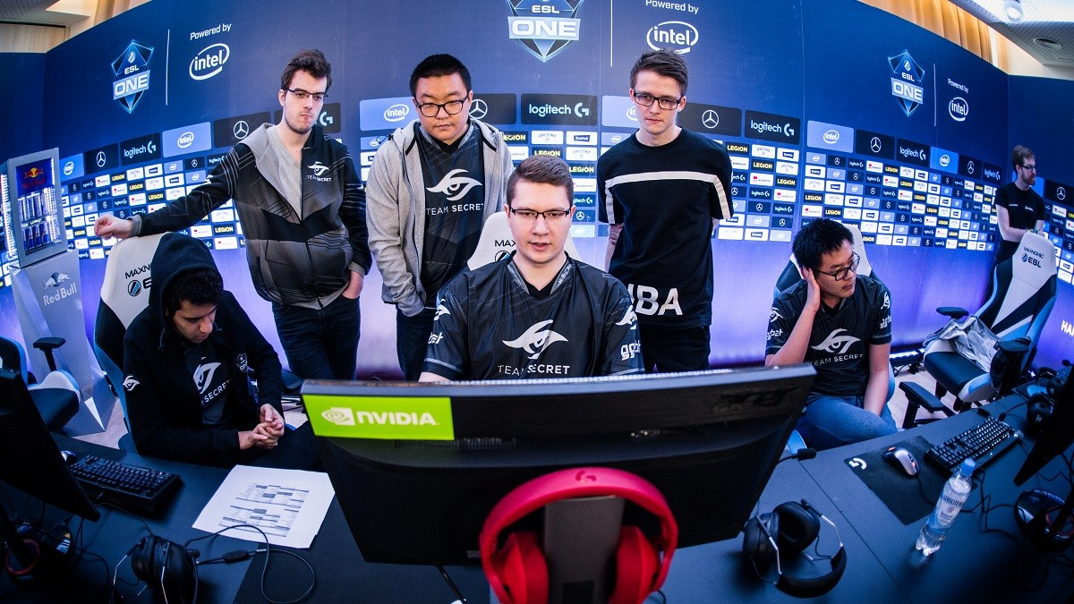 VGJ.Storm and Secret win to make top eight