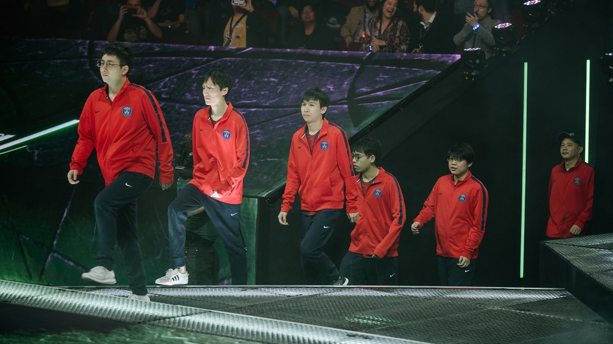 TI8 finalists stick to PSG.LGD for the next season!
