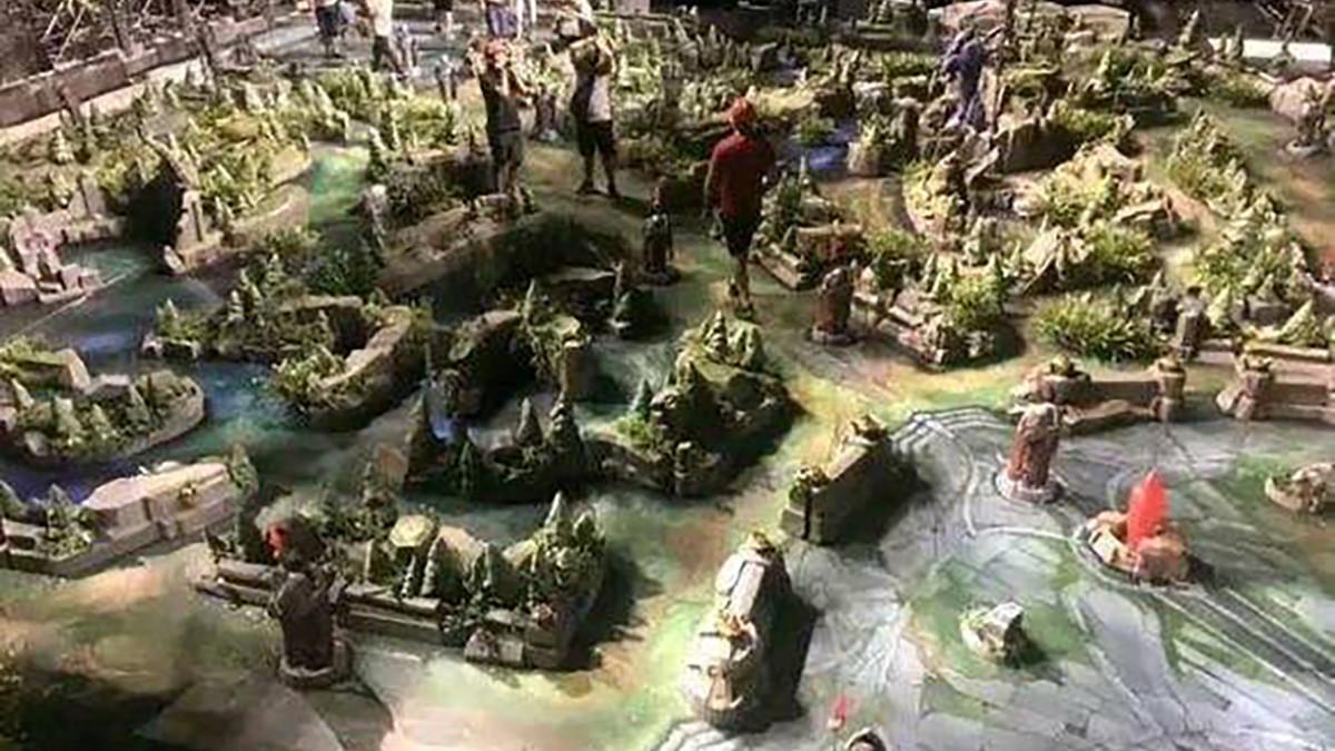 Summoner's Rift wird real: LPL plant Mega-Show