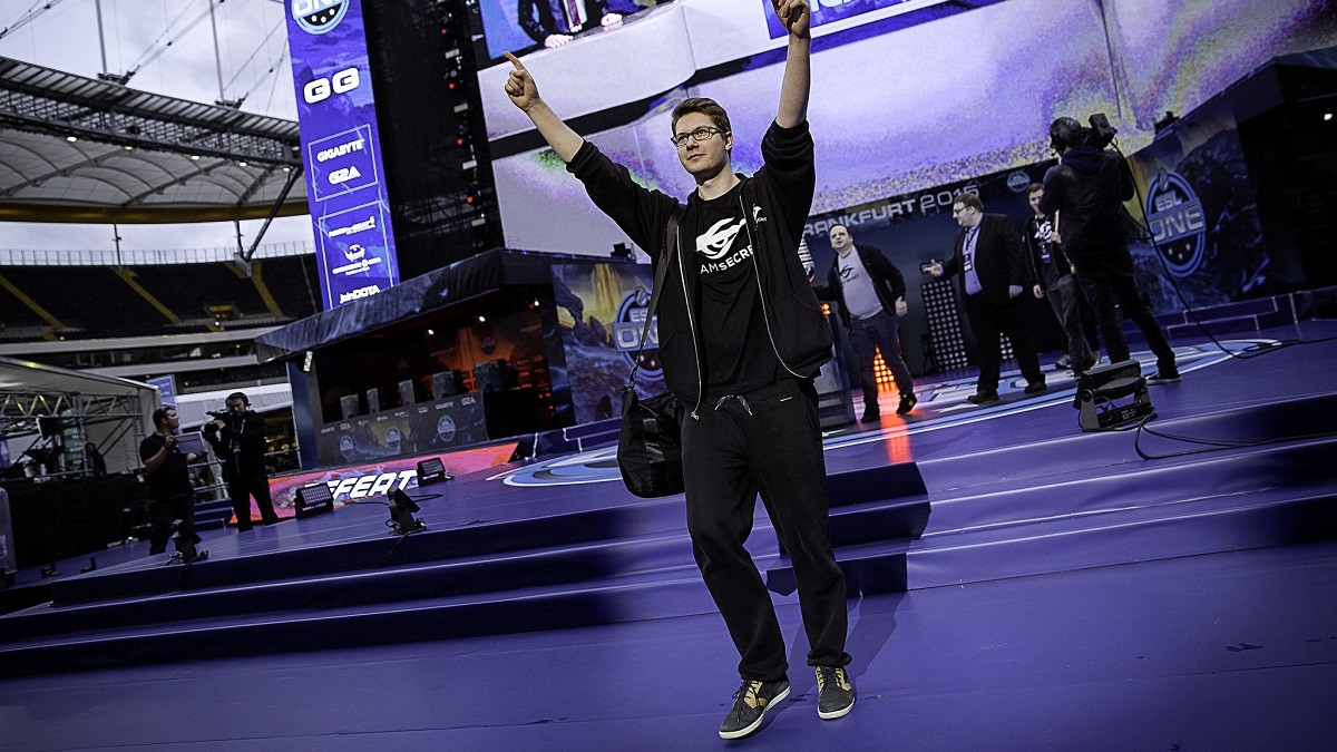 Can Puppey and zai win the German ESL One again?