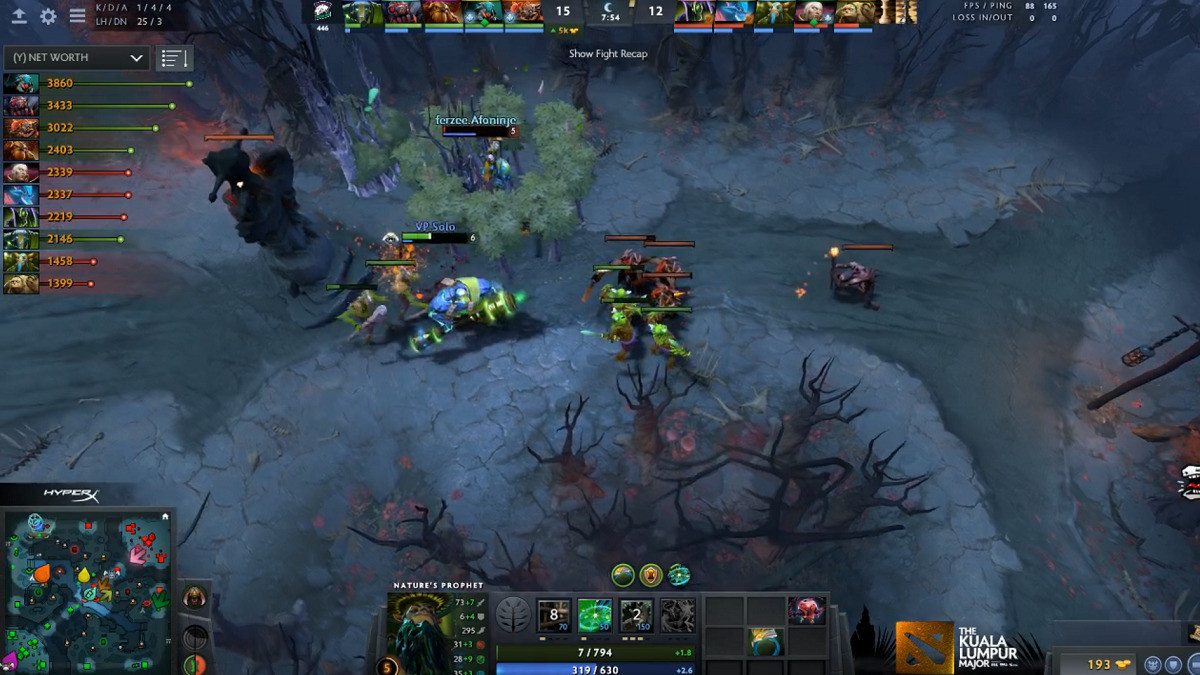 Ten excellent plays from The Kuala Lumpur Major qualifier