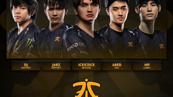 iceiceice's Fnatic will travel to Kuala Lumpur