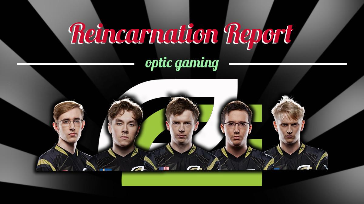 Reincarnation Report: OpTic Gaming