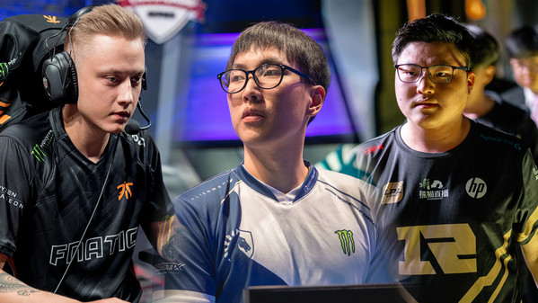 Power-Ranking zur Gruppenphase der World Championship