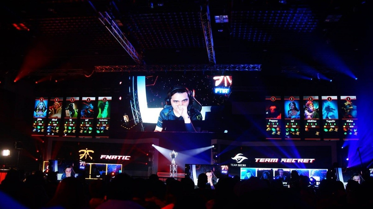 Home advantage not enough as Secret win PVP Esports Championship