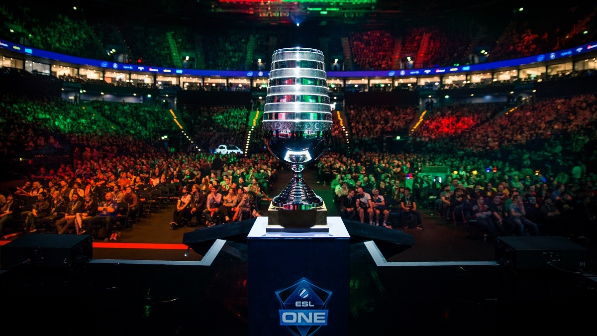 Talent announced for ESL One Hamburg