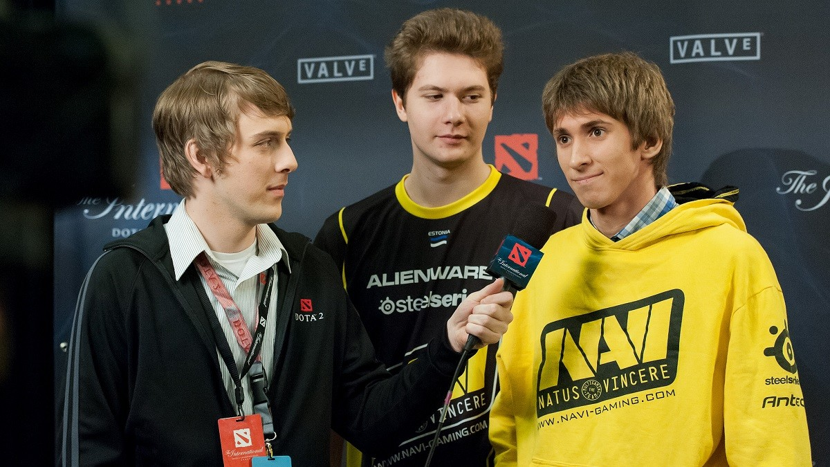 Dendi vs Na'vi is the highlight of the day