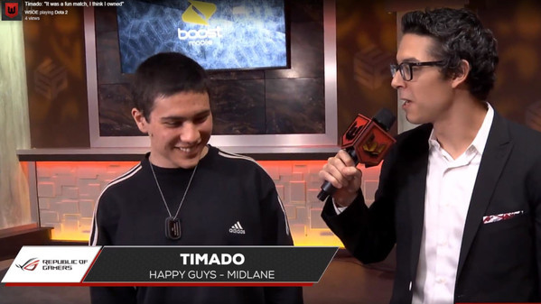 Shock as Alliance lose to HG. 'I think I owned' - Timado