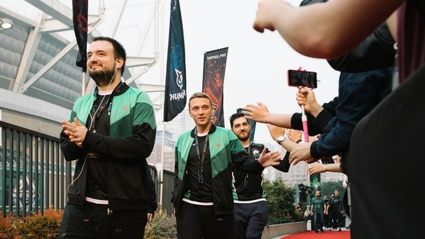 VP too strong for NoPangolier at Autumn Brawl