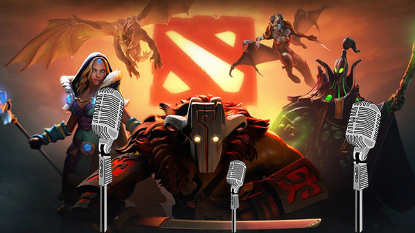 Six Dota 2 podcasts that tickle our ears