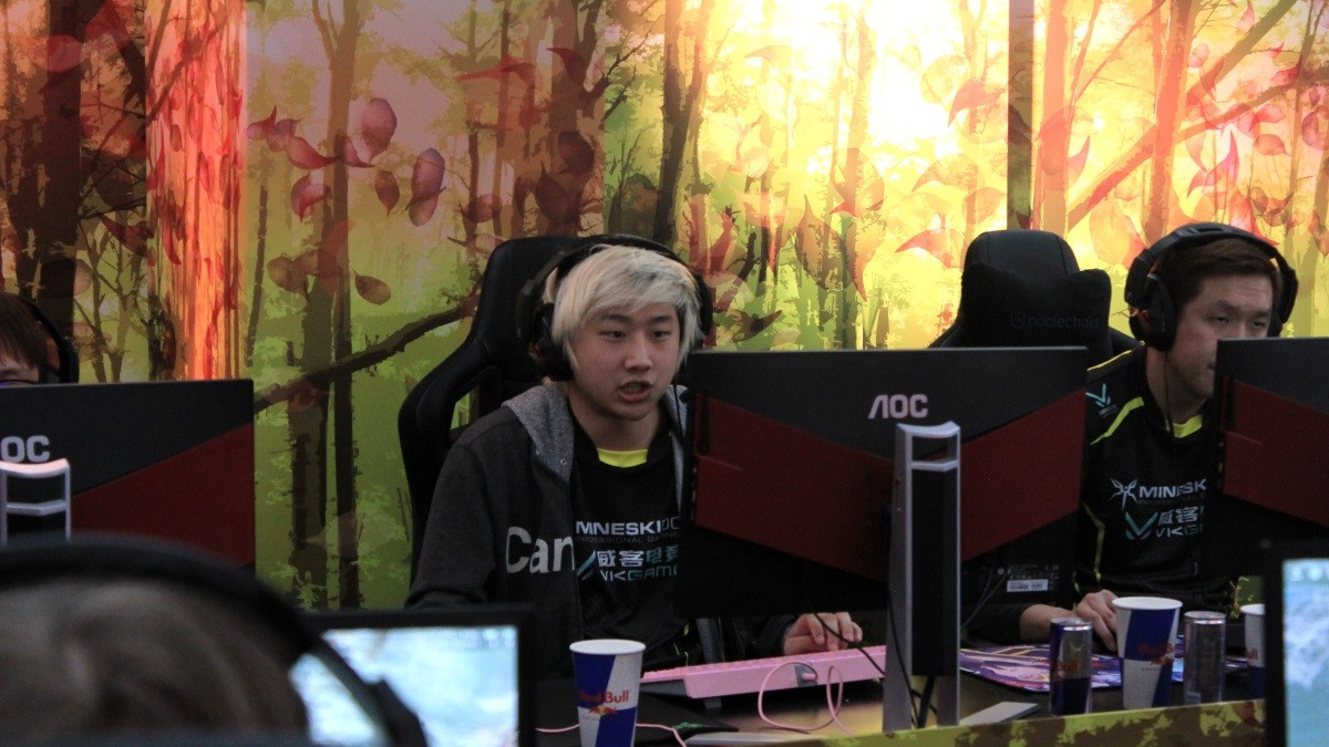 Febby: We have nightly Nintendo Switch sessions to improve our communication