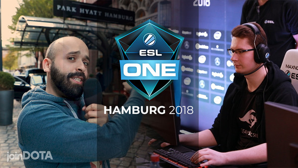 Four Facts about ESL One Hamburg 2018