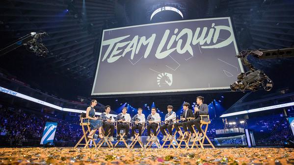 Michael Jordan investiert in Team Liquids Mutterfirma