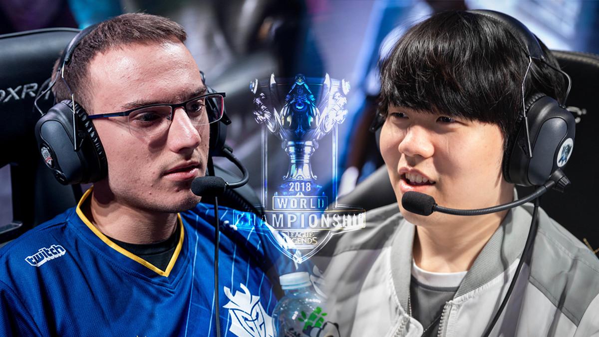 G2 Esports: Geht das Märchen auch gegen iG weiter?