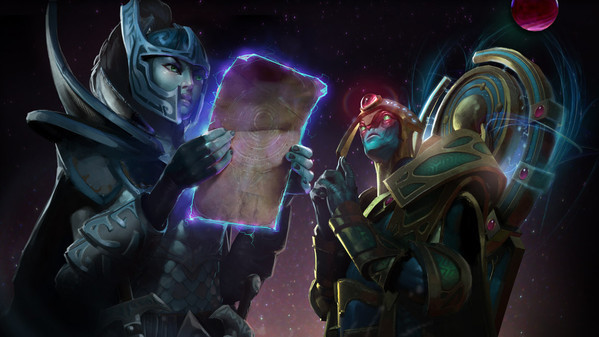 joinDOTA Oracle — Minor and Major help to find the king of November