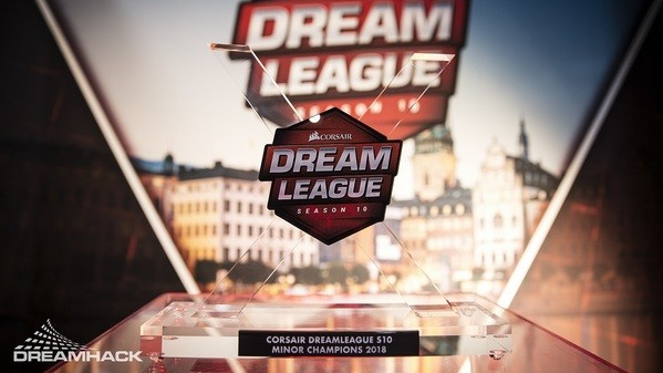 DreamLeague: The third Major will be in Europe!