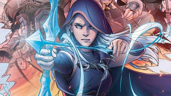 Partnerschaft mit Marvel: Riot kündigt Comic-Reihe für LoL an