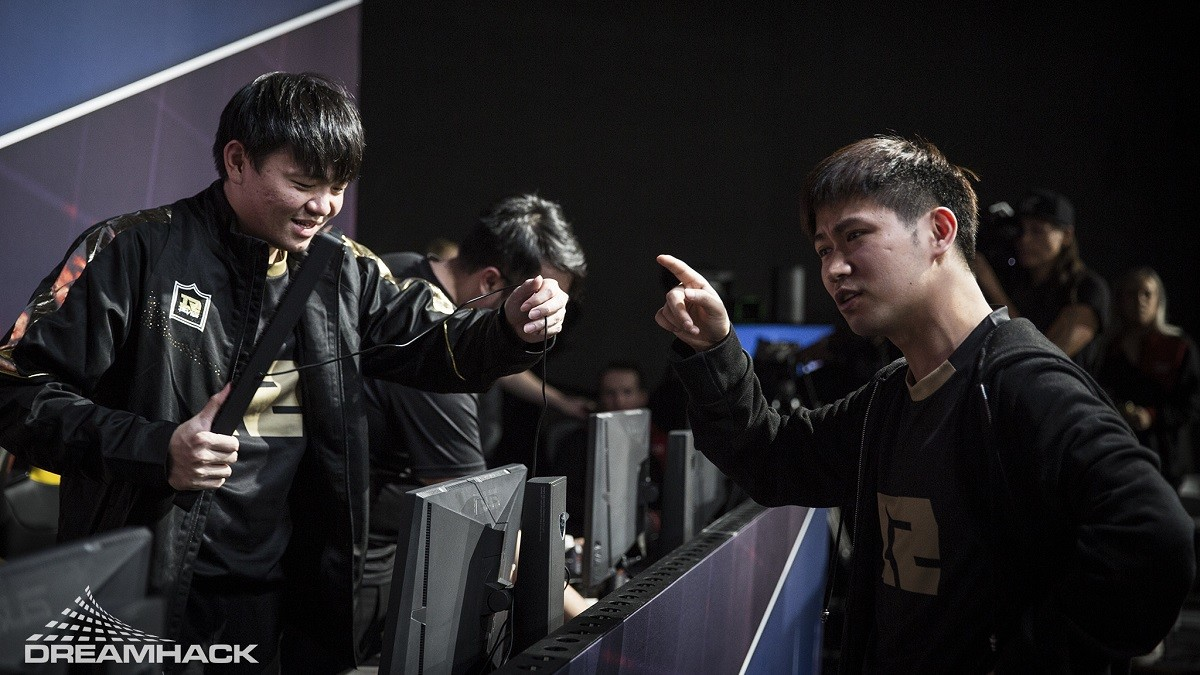 Plenty of Dota 2 action to fill the gap in China