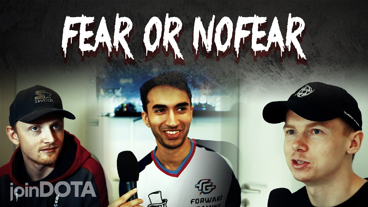 joinDOTA plays Fear or NoFear - Part One