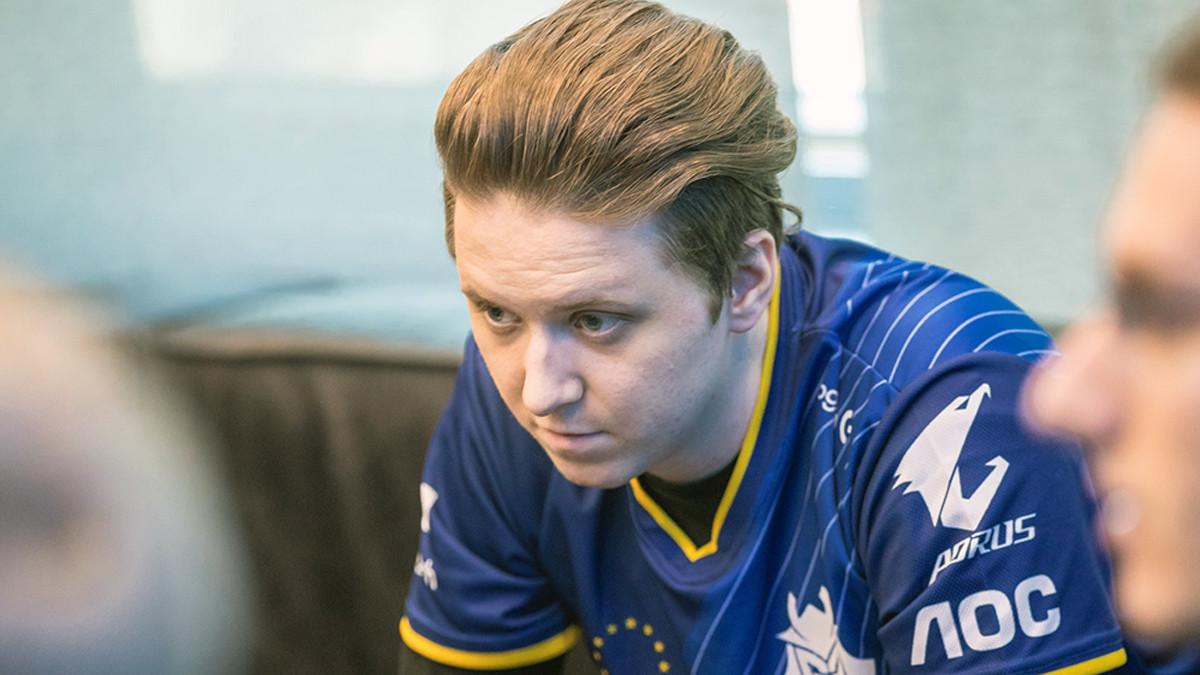 G2 Esports löst Vertrag mit Hjarnan auf