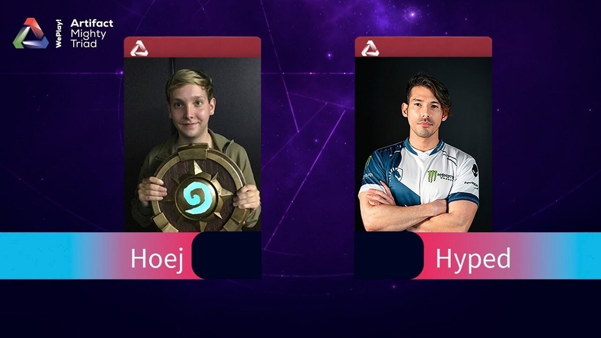 Hyped wins WePlay! Artifact Mighty Triad: Strength tournament