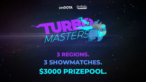 Introducing the joinDOTA Turbo Masters!