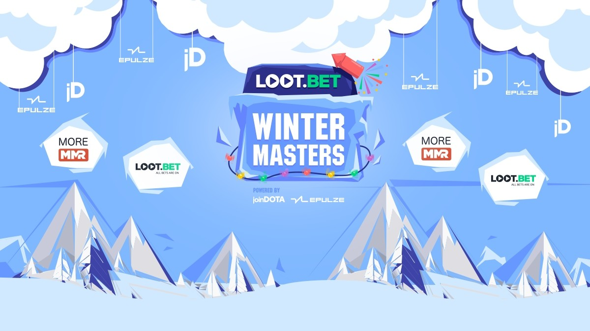 €50k LOOT.BET Winter Masters offers a festive feast of Dota 2 action